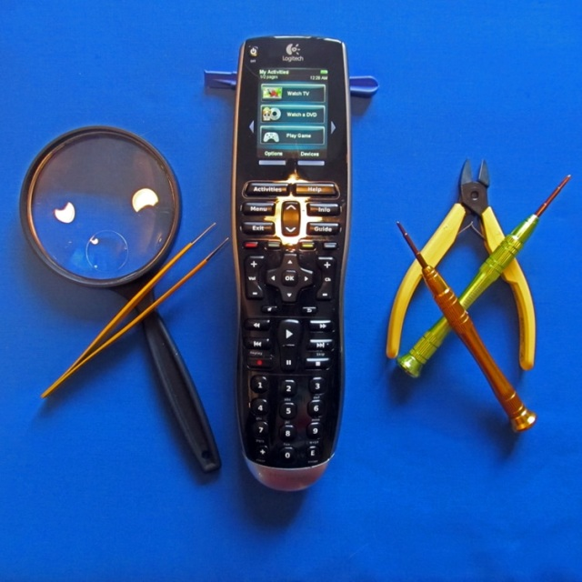 Logitech Harmony Remote Repair Services